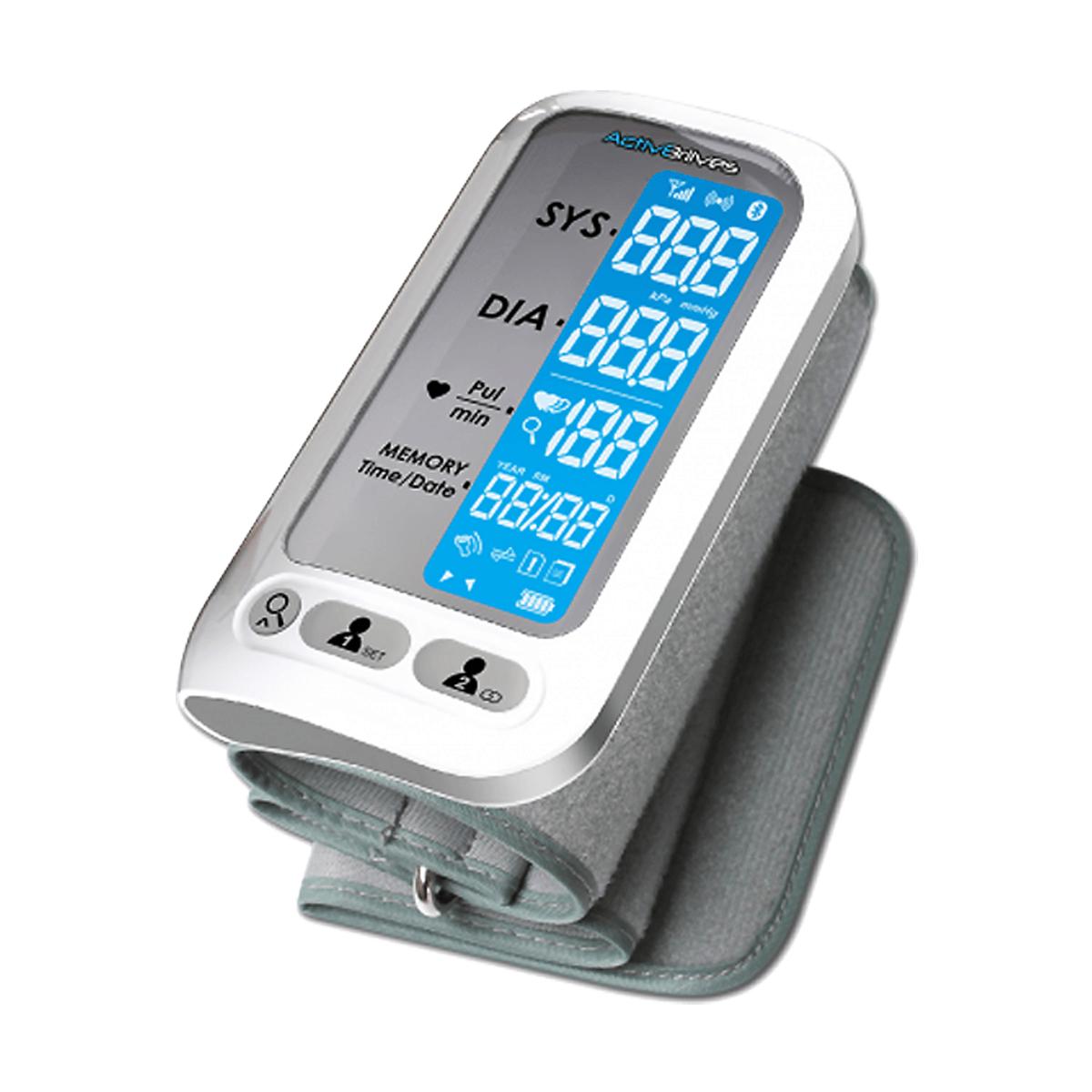 Advanced Upper Arm Blood Pressure Monitor (2)