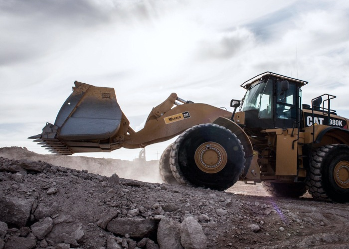 CAT Excavator 966H