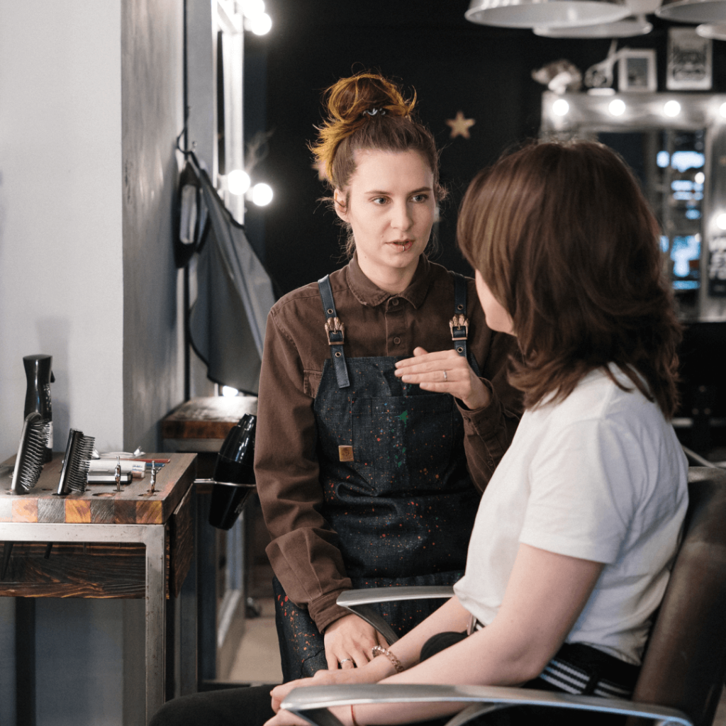 Why Working in a Salon Studio is so Important During COVID-19