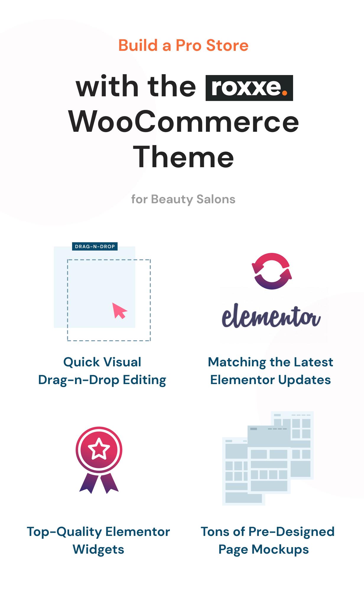 Beauty Salon WooCommerce Theme