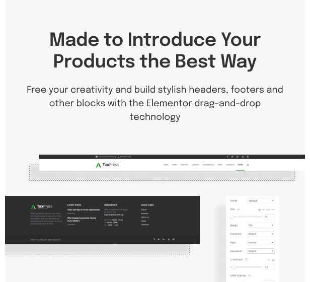 TaxPress - Consulting Services WordPress Theme - 10