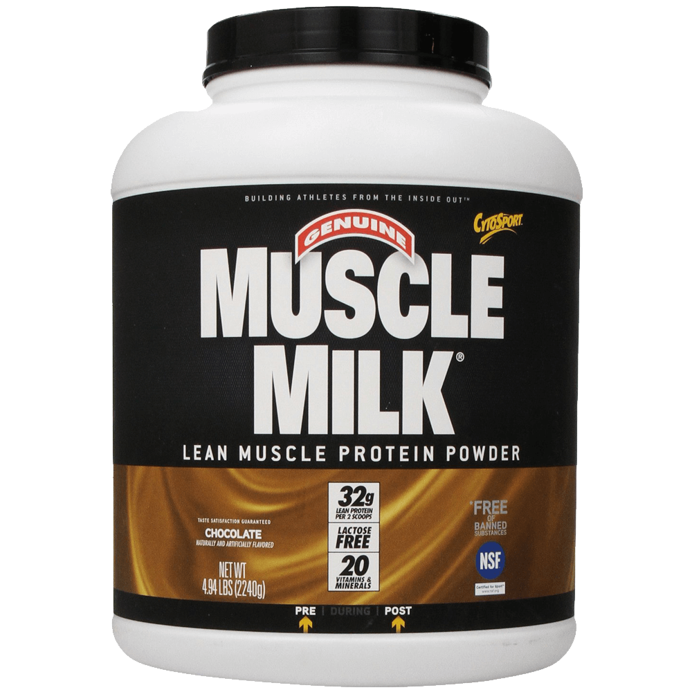 CytoSport Muscle Milk Lean Muscle Protein Powder 1
