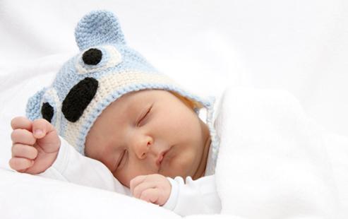 Newborn daily nap