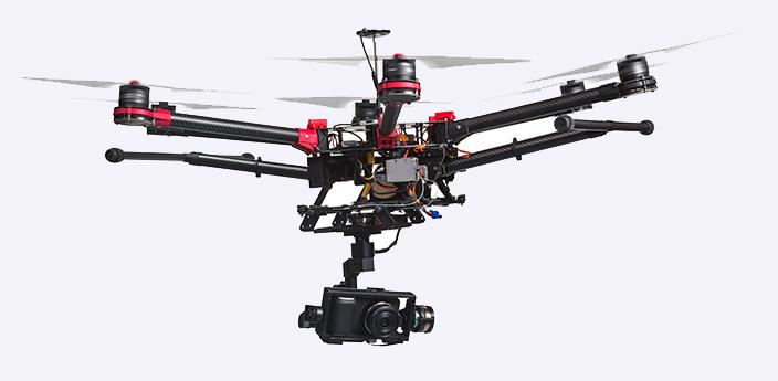 Quadrocopter QC-100