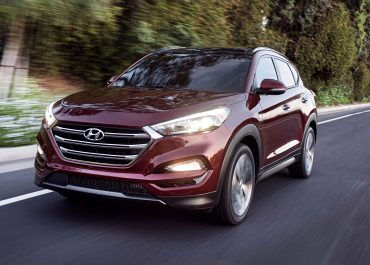 Hyundai Tucson: diesel instead of turbo engine