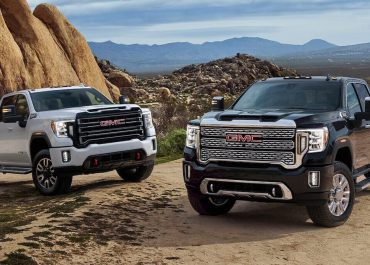2020 GMC Sierra HD Pickup – New Heavy Duty Truck
