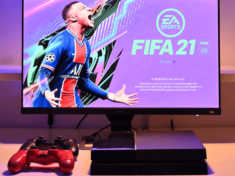 Fifa 2021 review. Final Games