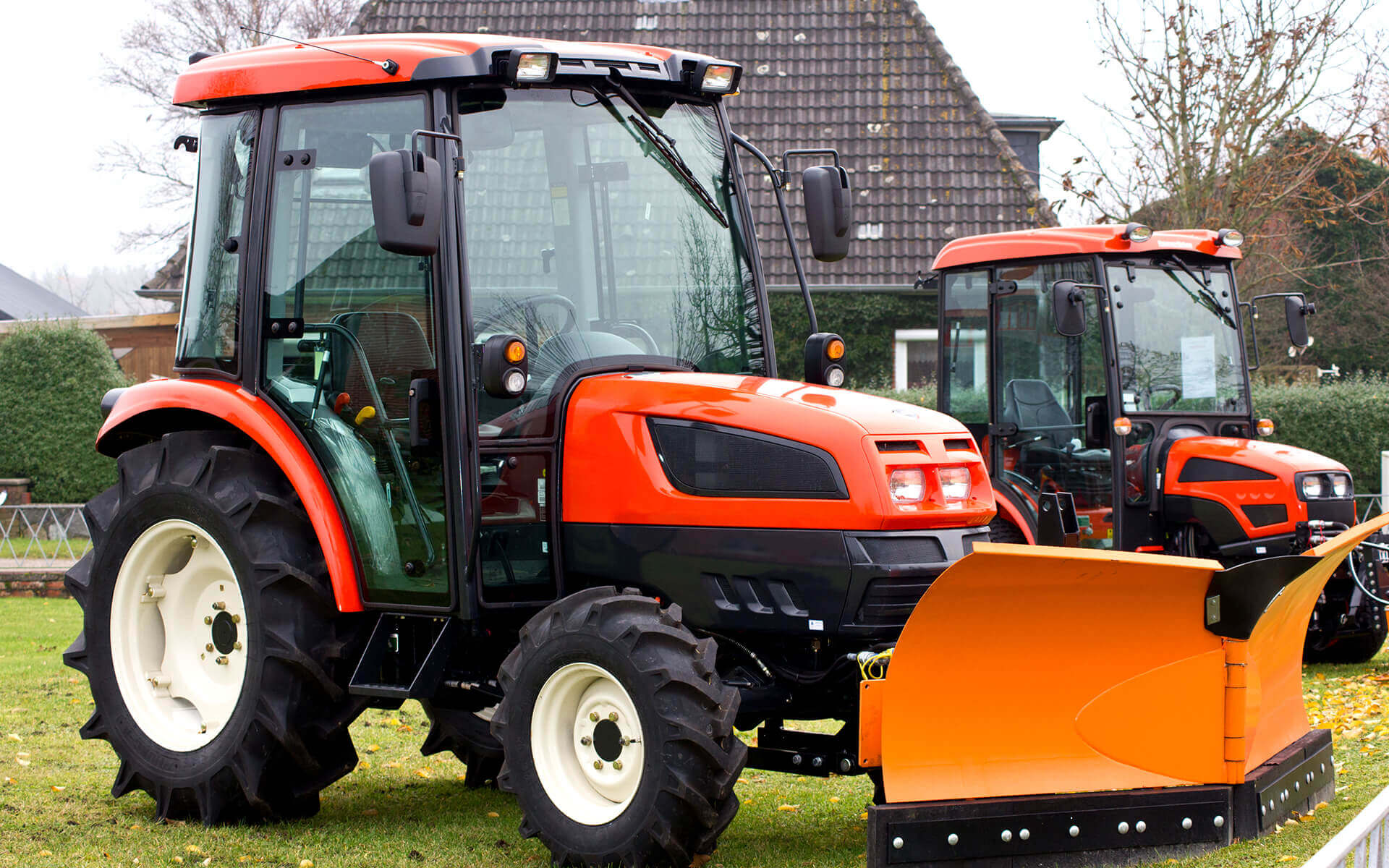 Choosing a Farm Utility Vehicle